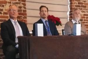 Lynchburg Heart Walk Executive Breakfast Event hosts region's first Teen Vaping Panel
